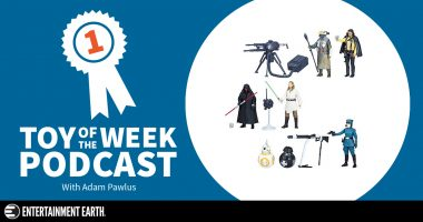 Toy of the Week Podcast: Star Wars Solo Action Figure 2-Pack Wave 1 Set