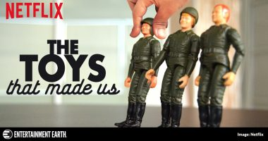 """Review: The Toys That Made Us, Episode 4 """"G.I. Joe"""""""