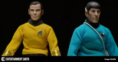 "Review: The Toys That Made Us Season 2, Episode 1 ""Star Trek"""