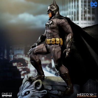 Mezco Sovereign Knight Batman