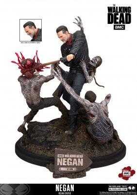 Negan Resin Statue