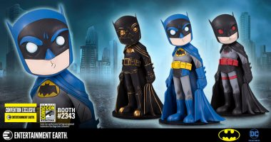 You Won't Believe the Three SDCC Exclusive DC Collectibles' Artists Alley Batman Statues Available at Entertainment Earth