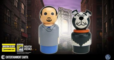 Don't Throw Away Your Shot BE THE FIRST to Get the Lin-Manuel Miranda and Tobi Pin Mates™ Set at San Diego Comic-Con!