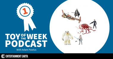 Toy of the Week Podcast: Star Wars Solo Class A Vehicles Wave 1 Case