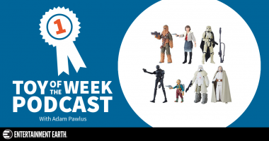Toy of the Week Podcast: Star Wars Solo 3 3/4-Inch Figures Wave 1