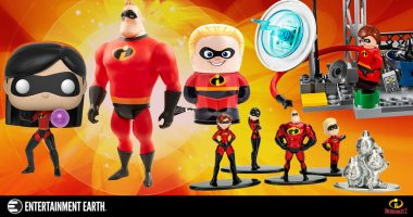 Collectibles for Incredibles 2