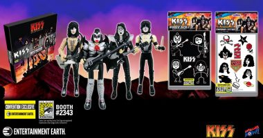 Meet Tommy Thayer and Eric Singer and Pick up New KISS San Diego Comic-Con Exclusives!
