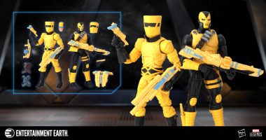 AIM to Add Armies to Marvel Legends