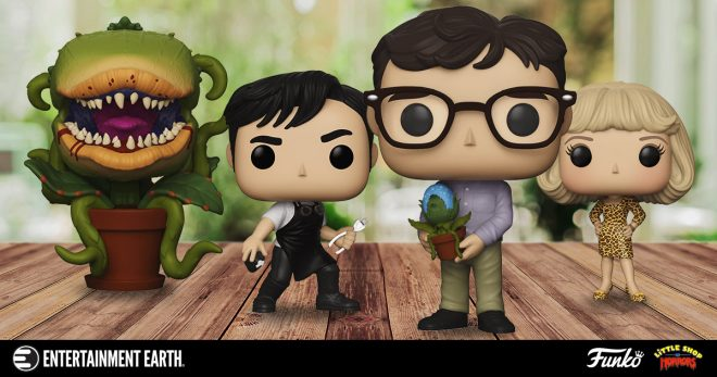 Don T Feed The Plants Little Shop Of Horrors Funko Pop S Are Coming
