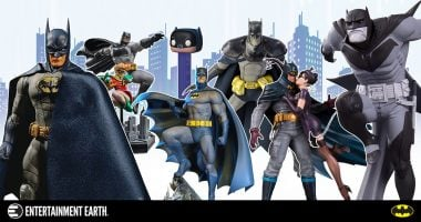 7 Hot Batman Collectibles You Need to Own