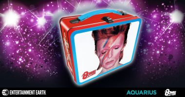 David Bowie – Now Appearing on Your Metal Lunch Pail
