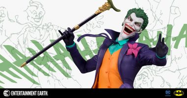 EXCLUSIVE INTERVIEW: DC Collectibles' Jim Fletcher Talks About the New DC Core Statues Line