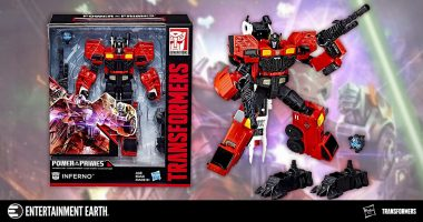 Transformers Inferno In Stock!