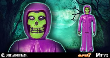 The Misfits Fiend – Earth A.D. Edition ReAction Figure