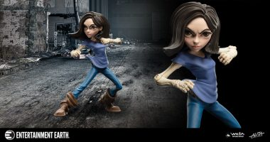 Coming Soon – Battle Angel Alita!