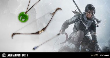 Now You Can Become a Tomb Raider with These New WETA Prop Replicas!