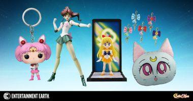 Transform into a Super Sailor Senshi with the Sailor Moon