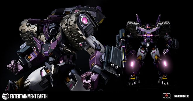 Support The Decepticon Cause With This Epic Flame Toys Tarn Figure