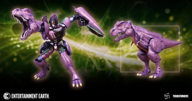 Transformers Fans Will Go Gaga over Masterpiece Beast Wars Megatron