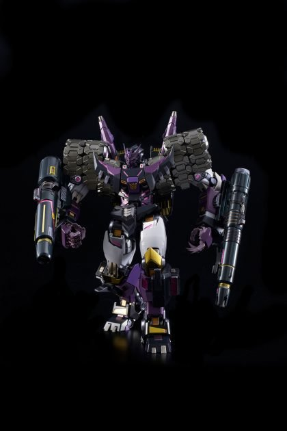 Transformers Kuro Kara Kuri Tarn Action Figure