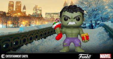 Hulk Wish You a Smashy Christmas