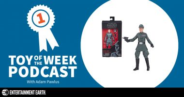 Toy of the Week Podcast: Star Wars The Black Series Admiral Piett