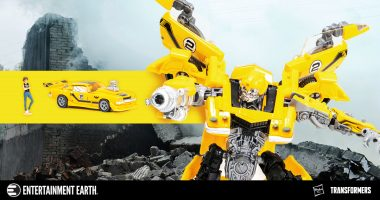 This Bumblebee Studio Series Figure Is Ready to Transform and Roll Out