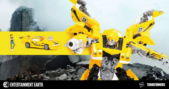 This Bumblebee Studio Series Figure Is Ready To Transform