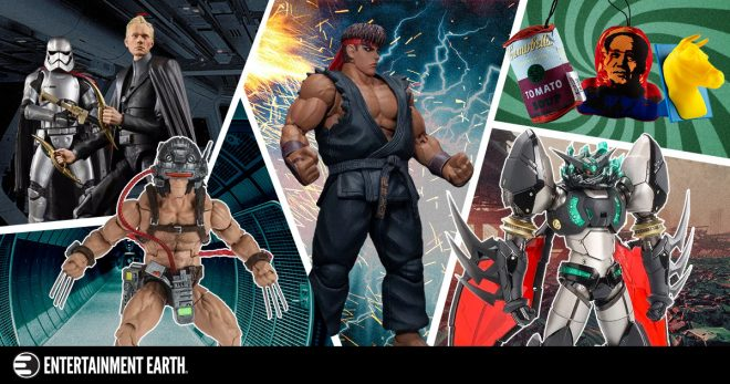 New Toys and Collectibles: Marvel Legends, Star Wars