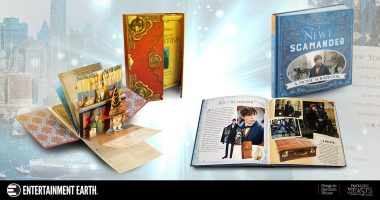 Review: These 2 Beautiful Books Add Harry Potter Enchantment to Your Library