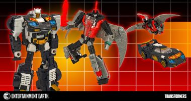Big in Japan – G1 Transformers Character Comes to America