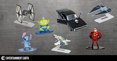 Die-Cast Metal Toys and Collectibles Put Fun in Your Hand