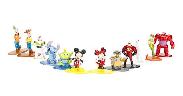 Jada Toys Disney Die-Cast Metal Figures