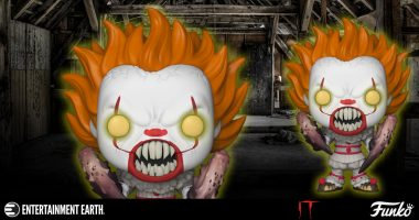 New Funko Pennywise Exclusive – IT's Great!