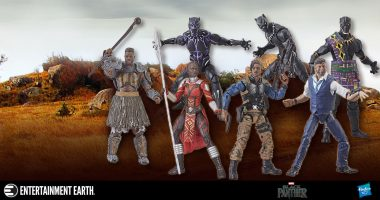 Wakanda Forever! New Marvel Legends from Hasbro