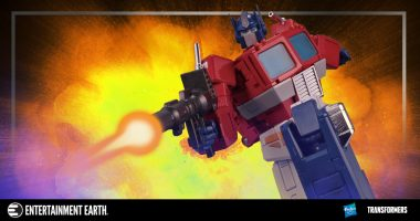 Have You Seen the Newest, Most Expensive Transformers Toy Ever?