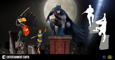 New DC Collectibles Multi-Part Statues Bring the Bat-Family Together