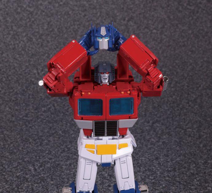 Transformers Masterpiece Edition MP-44 Optimus Prime (Convoy)