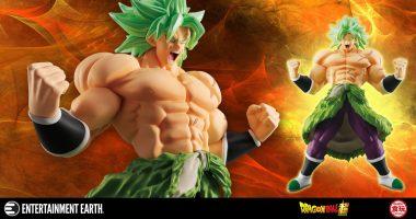 Dragon Ball Fans Love Broly – New Mini-Figure