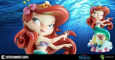 This The Little Mermaid Statue Gets an Awesome Redesign