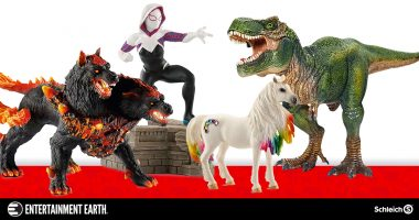 A Brief History of Schleich Toys
