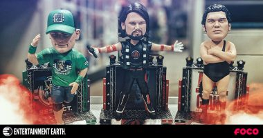 You Won't Believe How Phenomenal These WWE FOCO Bobble Heads Are!