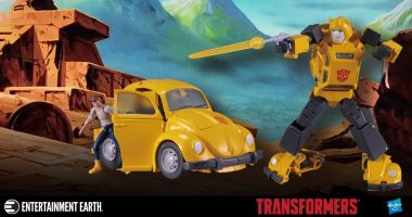 Bumblebee Is Bumbleback! Masterpiece 2.0 Incoming!