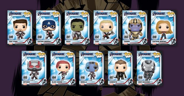 Why These Avengers Endgame Funko Pop Exclusives Are A