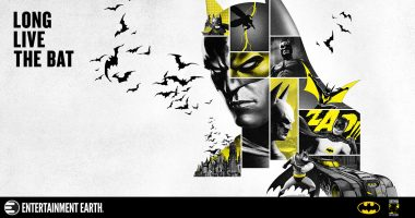 Long Live the Bat: DC Commemorates 80 Years of Batman with Worldwide Fan Celebration