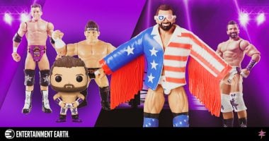 Celebrity Collector: Why WWE Superstar Zack Ryder is the Michael Jordan of Wrestling Figure Collecting