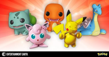 Make the World of Pokémon Come to Life with These 5 Toys