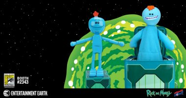 "I'm Mr. Meeseeks! Look at Me!"" Entertainment Earth Gets Schwifty with New ""Rick and Morty"" Collectibles at San Diego Comic-Con!"