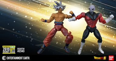 Goku Battles Jiren Again in This Convention Exclusive Action Figure 2-Pack