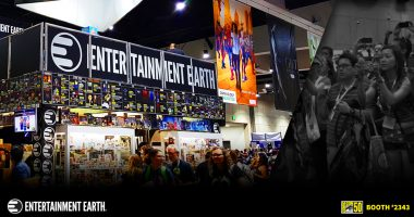 Everything You Need to Know about Entertainment Earth and Only at Target Items at San Diego Comic-Con 2019